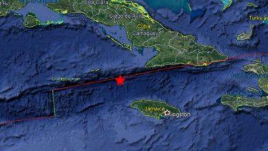 Photo of Terremoto de 7.3 al Sur de Cuba, alerta de tsunami