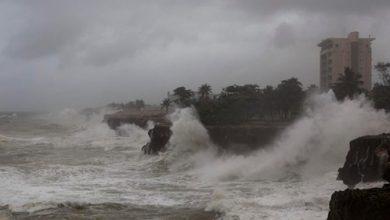 Photo of Meteorología advierte sobre posible penetración del mar en playa Bávaro
