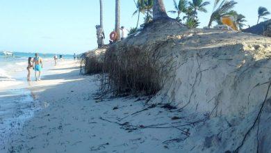 Photo of Mantienen alerta verde para playa Bávaro ante la posible penetración del mar