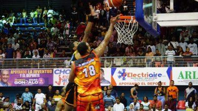 Photo of Club Antonio Guzmán se acerca al título de campeón en basket superior de Higüey