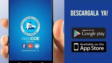 Photo of COE relanza aplicación para informar sobre terremotos
