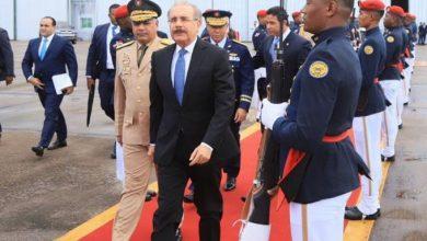Photo of Danilo sale hacia Guatemala para toma de posesión del presidente Alejandro Giammattei