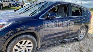 Photo of Matan a dos personas a tiros dentro de una yipeta en Bávaro