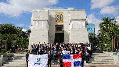 Photo of Servidores Públicos del MAP rinden tributo a los próceres dominicanos en el Mes de la Patria