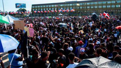 Photo of «Trabucazo 2020» reúne multitud frente JCE; demandan explicación