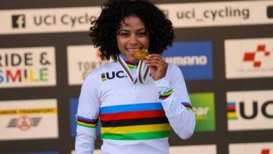 Photo of Dominicana Ceylin del Carmen Alvarado gana oro en el Campeonato del Mundo de Ciclocross