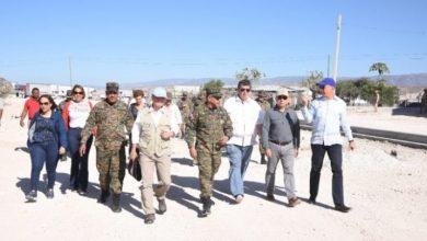 Photo of Delegación de embajadores realiza recorrido por la frontera domínico-haitiana