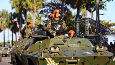 Photo of El poderío militar de la nación, exhibido en el 176 aniversario de la Independencia