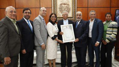 Photo of Cámara de Diputados reconoce a UCNE, Diócesis de SFM y al humanista Reynaldo Almánzar