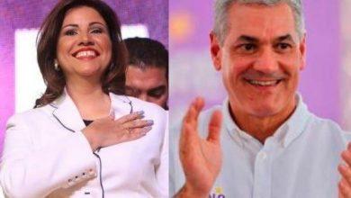 Photo of Gonzalo anuncia a Margarita como su candidata a la vicepresidencia