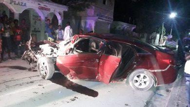 Photo of Supuestos ladrones que huían tras robar banca de lotería tuvieron un accidente en Verón