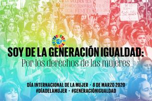 Photo of Día Internacional de la Mujer