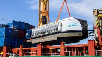 Photo of Embarcación que recogerá plásticos del río Ozama ya llegó al país