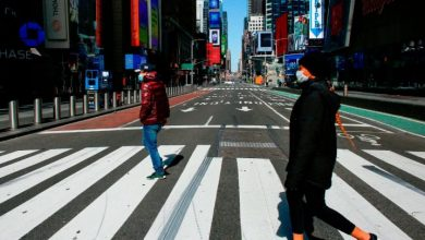Photo of Nueva York se convierte en el epicentro de la pandemia del coronavirus en EEUU