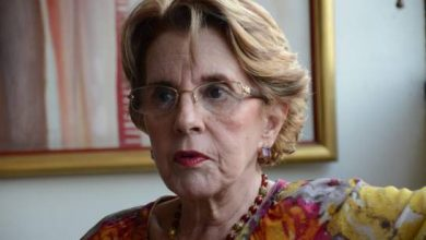 Photo of Fallece Arlette Fernández, viuda del héroe constitucionalista Fernández Domínguez