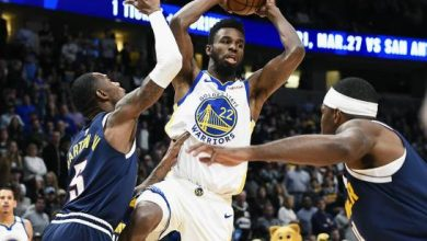 Photo of Con gran actuación de Paschall, remontada de Warriors ante Nuggets