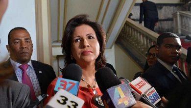 Photo of La explicación de Margarita Cedeño para «su equivocación» al decir que la victoria segurita es con Leonel