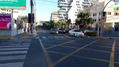 Photo of Tránsito disminuye este martes por calles y avenidas del Gran Santo Domingo