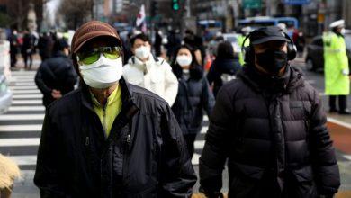 Photo of Corea del Sur reporta 438 nuevos casos de coronavirus y tres fallecimientos