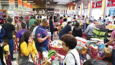 Photo of Ciudadanos se abastecen en los supermercados ante Covid-19