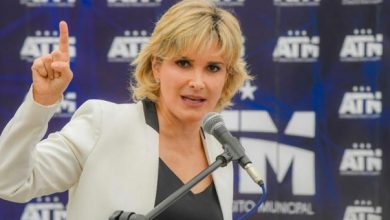 Photo of La alcaldesa de Guayaquil, Cynthia Viteri da positivo por coronavirus