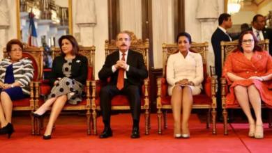 Photo of El presidente Danilo invita a las mujeres a seguir luchando para posicionarse en la sociedad