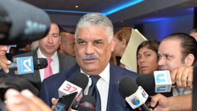 Photo of Miguel Vargas sobre salida de Guido del PRD: «Me es indiferente, ni me va ni me viene»