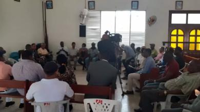 Photo of En Boca Chica se oponen a instalación de unidad de aislamiento para coronavirus