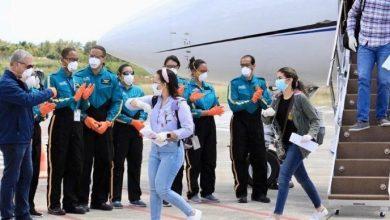 Photo of Gonzalo Castillo recibe 126 estudiantes ayudó a regresar desde Cuba