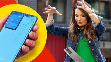 Photo of Destrozan el nuevo teléfono Samsung Galaxy S20 Ultra con una prueba de impacto «pero un componente funciona con normalidad»