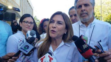 Photo of Carolina Mejía pide a capitaleños dejarse sentir en las urnas
