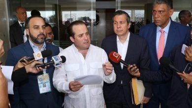 Photo of PRM acepta diálogo con Gobierno; pide iniciar esta semana