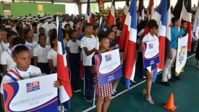 Photo of Marcha Escolar resalta los valores patrios dominicanos