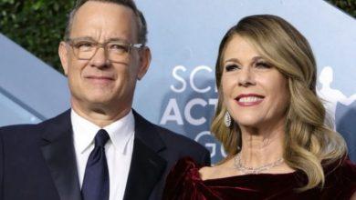 Photo of El actor Tom Hanks y su esposa Rita Wilson anuncian que ambos han contraído el coronavirus