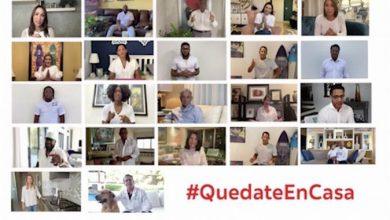 Photo of Profesionales de la comunicación, el deporte, la música y la salud se unen a la campaña #QuédateEnCasa