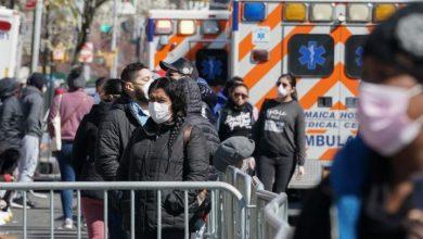 Photo of Nueva York supera los 66.000 contagios y las 1.200 muertes por el coronavirus
