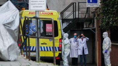 Photo of España reporta 838 muertes COVID en un día, llega a 6.528 víctimas fatales