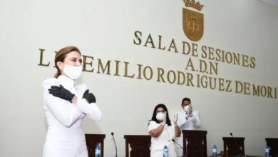 Photo of Las palabras de Carolina Mejía tras asumir como alcaldesa del Distrito Nacional