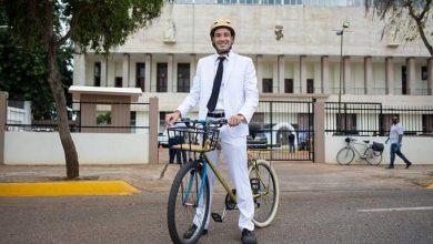 Photo of Mario Sosa: las facetas del regidor más votado del país que ama andar en bici