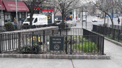 Photo of Cierran Duarte Square en el Alto Manhattan y otros parques por violación a distanciamiento social