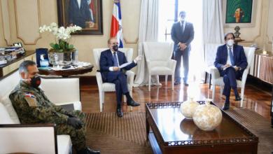Photo of Danilo Medina encabeza encuentro sobre seguridad y cárceles ante Covid-19