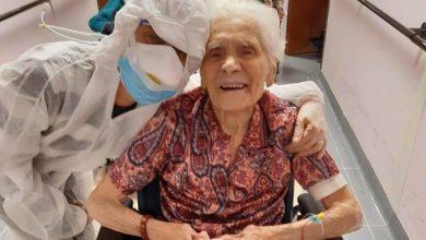 Photo of Italiana de casi 104 años se recupera de COVID-19 con «fe»