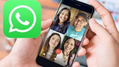Photo of WhatsApp ya permite las videollamadas grupales