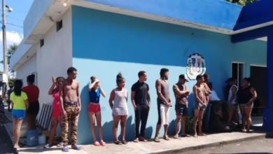 Photo of PN apresa 16 personas que se bañaban en río de Cotuí