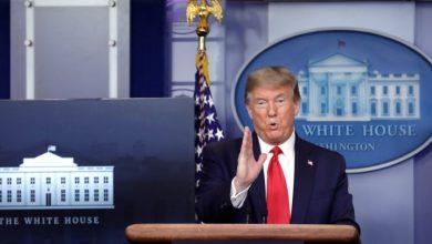 Photo of Trump anuncia que EEUU dejará de proporcionar fondos para la OMS
