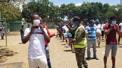 Photo of Entregan mascarillas a más de 800 personas detenidas por no usar protección en lugares públicos