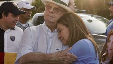 Photo of Expresidente Hipólito expresa su orgullo porque su hija es la nueva alcaldesa del DN