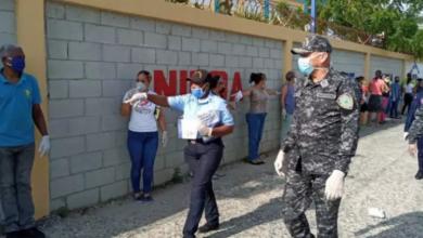 Photo of Director Policía Escolar encabeza supervisión operativo protección centros educativos