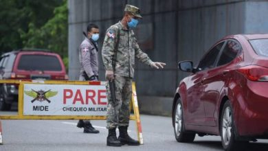 Photo of Retenes policiales y militares controlan entradas a Santiago