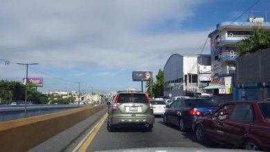Photo of Cierran paso vehicular del túnel Las Américas entre SDE y DN